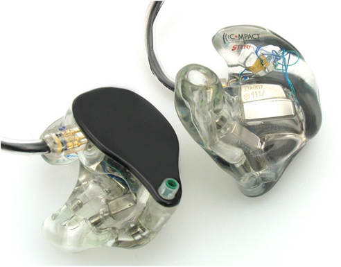 Compact Stage 2 - In-EarMonitoringin