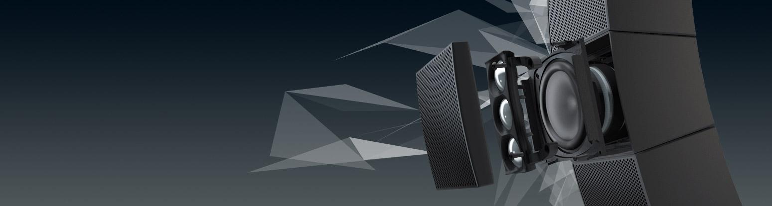 Yamaha Lautsprecher Hk Audio Lucas Nano Bose L1 F1