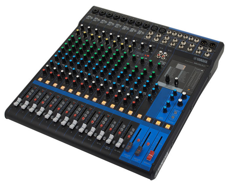 Yamaha mg mixer - Table de mixage yamaha usb ...