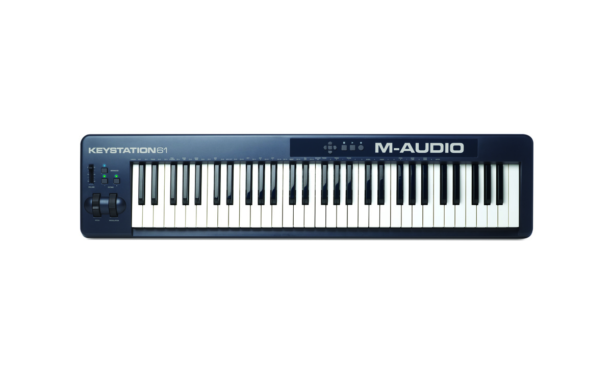 M-Audio-Keystation-61