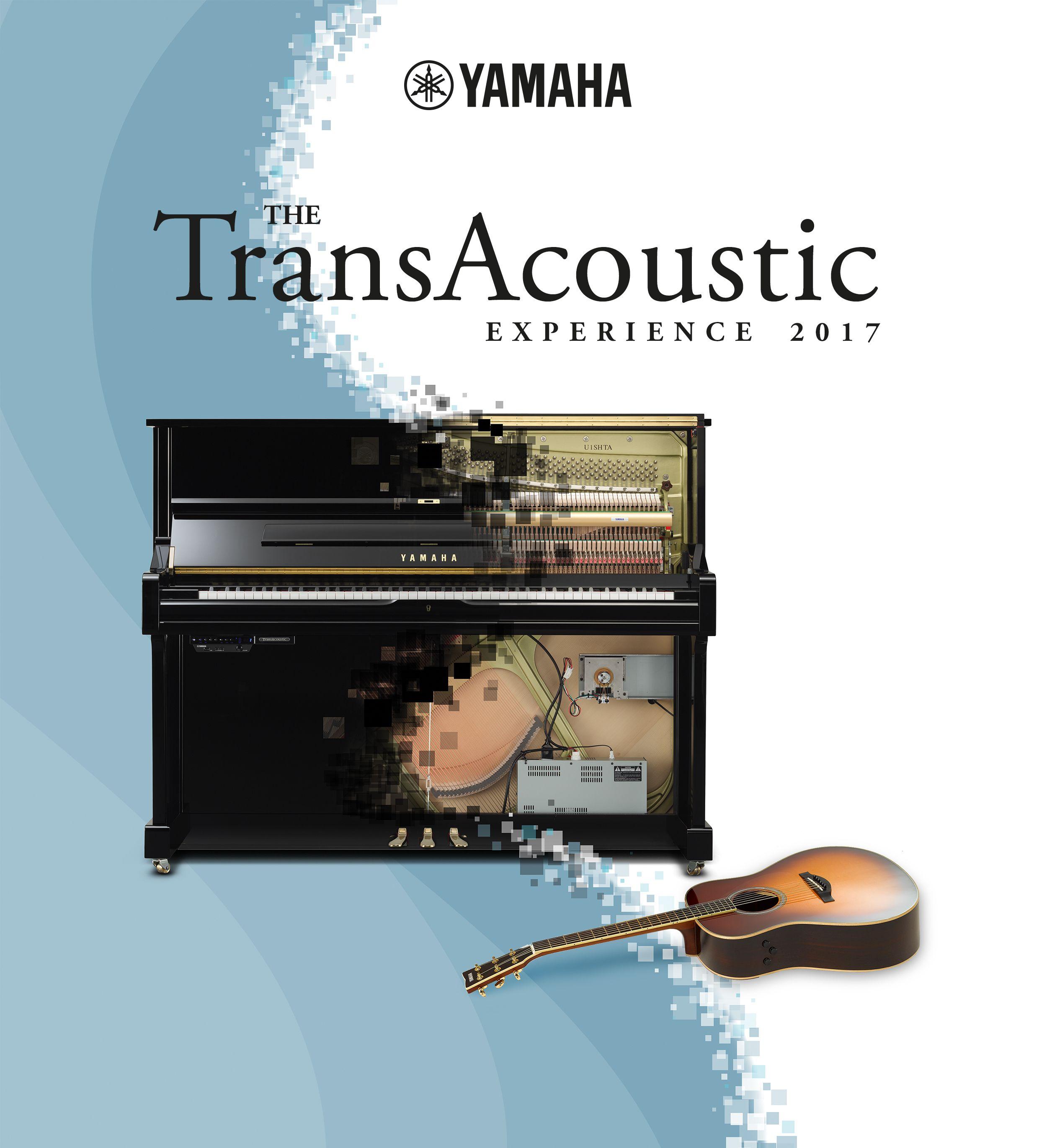 19 12 2017 Yamaha Transacoustic Show